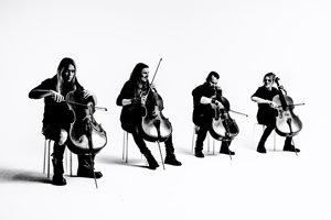 Fínska skupina Apocalyptica.