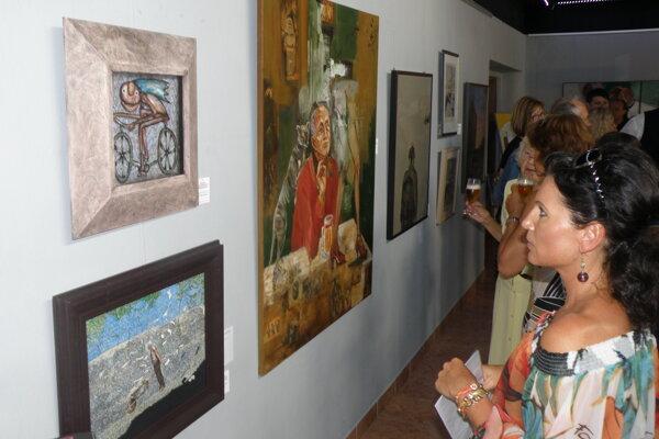 Záujem o výstavy medzi ľuďmi rastie.