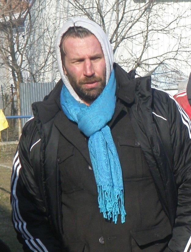 Tréner KFC Jozef Olejník