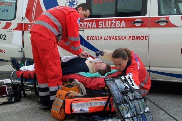 Od 1.februára došlo k redukcii počtu lekárskych posádok ZZS.