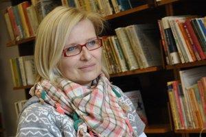 Gabriela Futová.