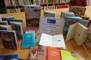 Ilustračné foto: Rozšírili knižničný fond o takmer tristo kníh.