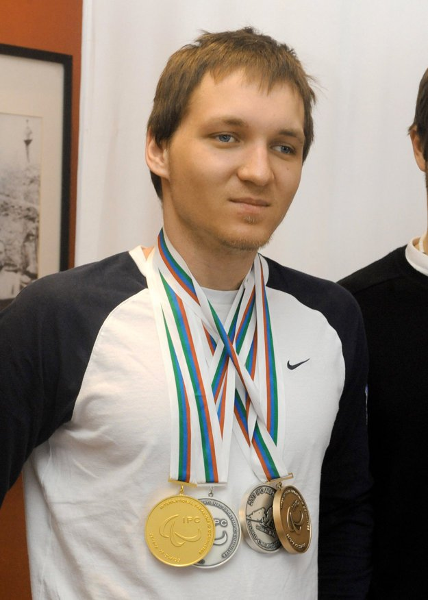 Jakub Krako má na svojom konte šesť medailí.