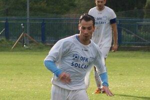 Marek Pavlovič cez zimnú prestávku prestúpil zo Solčian do Hrušovian.