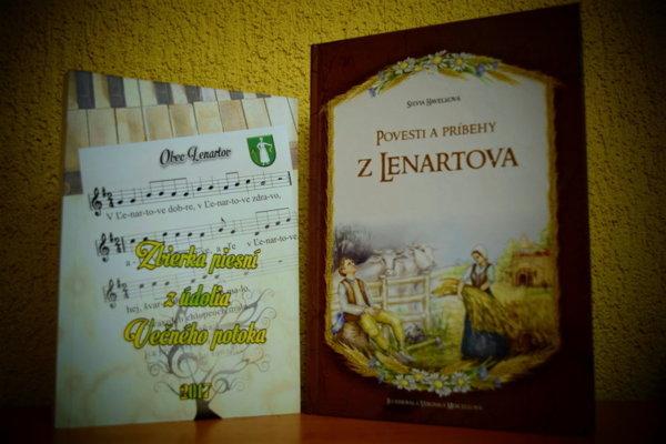 Kniha Povesti a príbehy z Lenartova od Silvie Havelkovej získala titul v kategórii beletria.