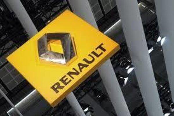 Francúzska autombilka Renault.