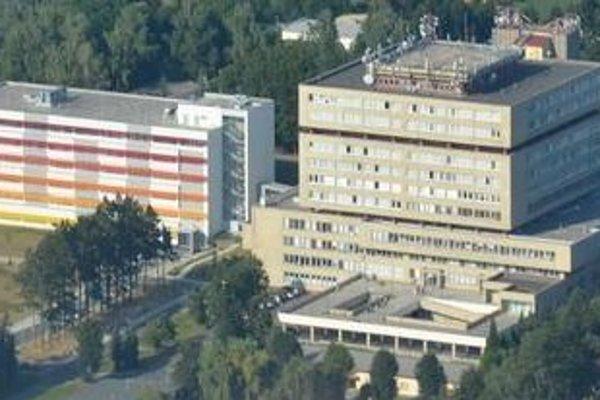 Fakultná nemocnica s poliklinikou J. A. Reimana Prešov.