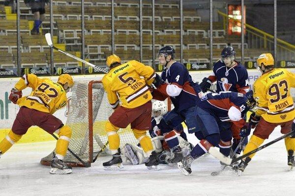 Juniori na Slovan nestačili a podľahli mu 1:3.