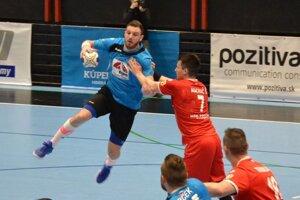 Topoľčany prehrali v Považskej Bystrici o tri góly.