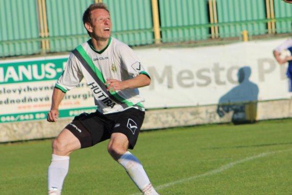 Ivan Belák v drese FC Baníka.
