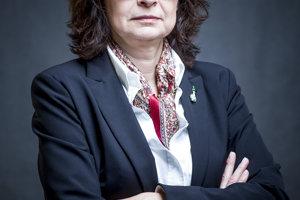 17. február 2017. Ministerka spravodlivosti Lucia Žitňanská.