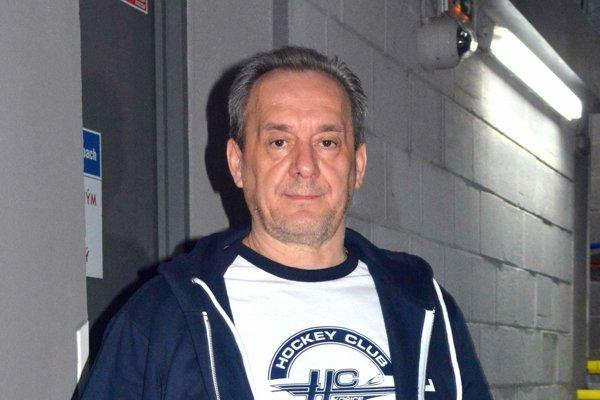 Bývalý tréner Košíc zareagoval. Milan Jančuška odmieta slová prezidenta klubu Júliusa Langa.