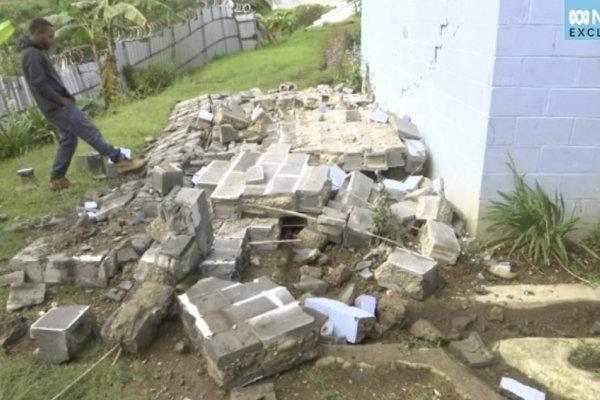 Následky zemetrasenia na súostroví Papua-Nová Guinea