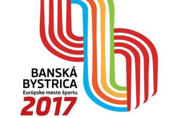 Logo Európskeho mesta športu pre rok 2017.