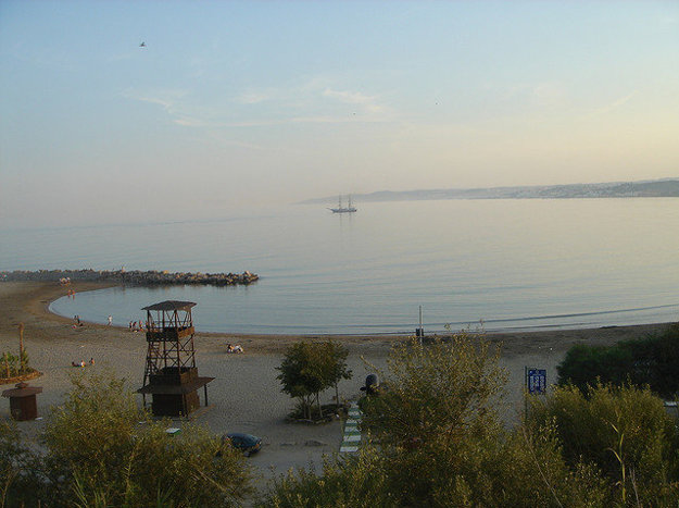 Estepona, pláž del Cristo