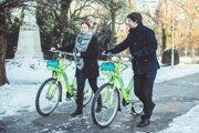 Projekt zdieľaných bicyklov funguje v Nitre od minulého roka.