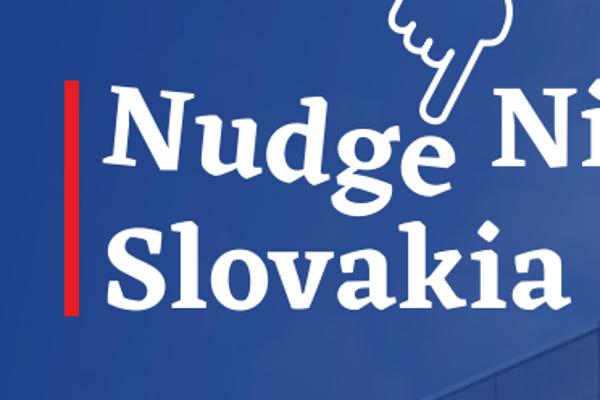 Nudge Night Slovakia.