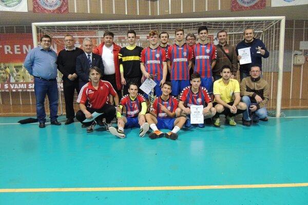 Domáci tím Opatová A vyhral dorastenecký turnaj.