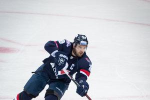 Andrej Meszároš bol posledné dve sezóny kapitánom Slovana v KHL.