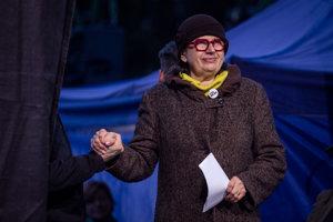 Zuzana Kronerová.