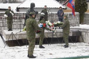V nedeľu 24. januára si obce uctili 71. výročie od ich vypálenia.