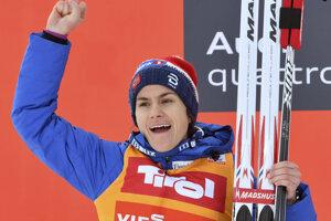 Nórka Hedi Wengová obhájila veľký glóbus za celkový triumf vo Svetovom pohári v behu na lyžiach.