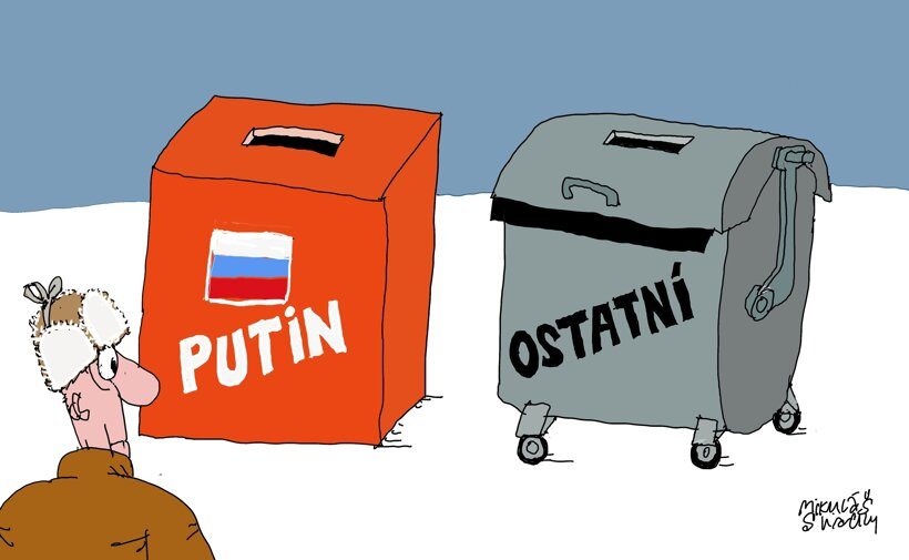 Ruské voľby (Sliacky) 18. marec