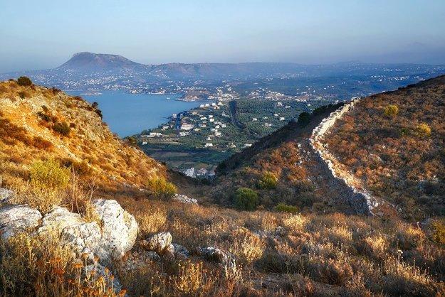 Kréta, Grécko.