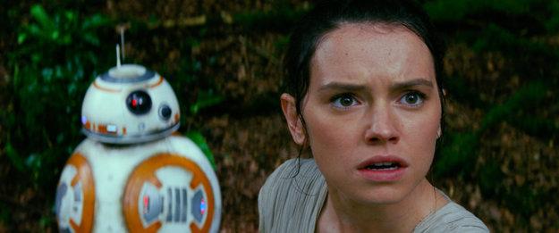 Rey. Zabudnutá hrdinka Star Wars.