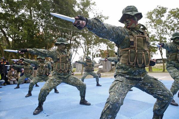Cvičenie malo ukázať schopnosti taiwanských ozbrojených zložiek pri zaisťovaní bezpečnosti v Taiwanskom prielive.