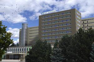 Vizuál, ako by nemocnica mala vyzerať po stavebných úpravách.