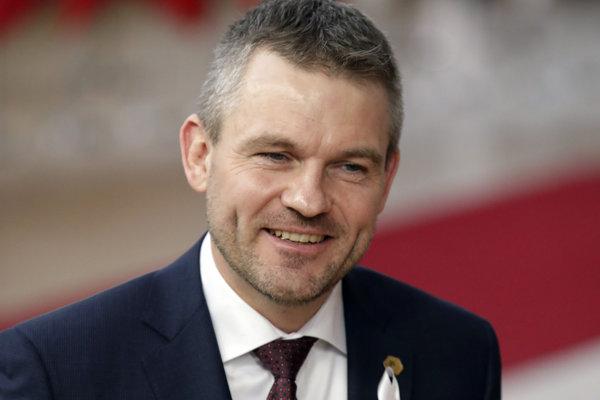 Peter Pellegrini.