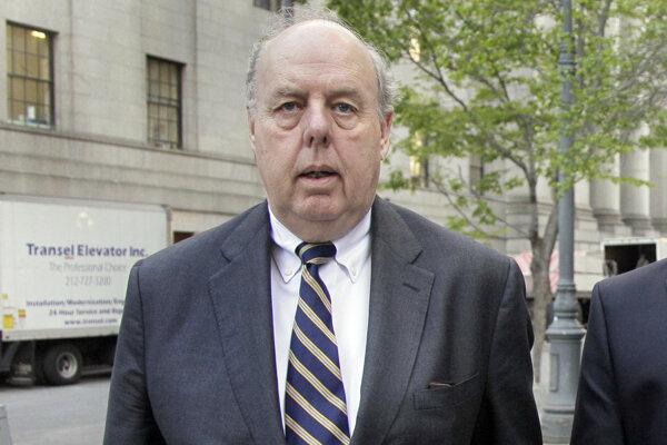 John Dowd na archívnej snímke z roku 2011.