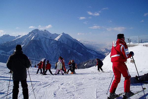 V Rakúsku si môžete vybrať z množstva lyžiarskych stredísk.