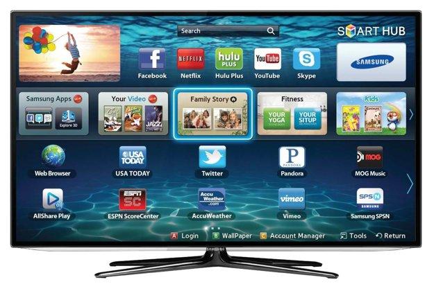 Minulosť Smart TV je škaredá, neprehľadná a pomalá.