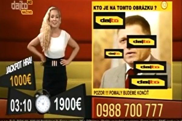 Zatiaľ neznámy páchateľ podľa polície obral telefonujúcich divákov o viac ako 26-tisíc eur.