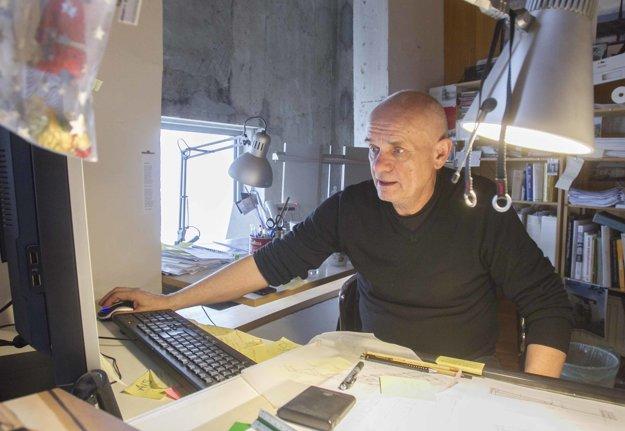 Architekt Pavol Paňák