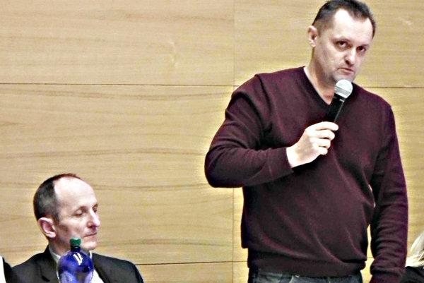 Viliam Karas bol jediným kandidátom na konateľa.