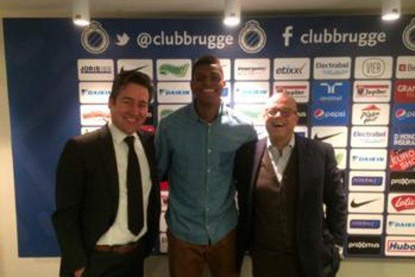 Wesley podpísal s Club Bruggy kontrakt na 3,5 sezóny.