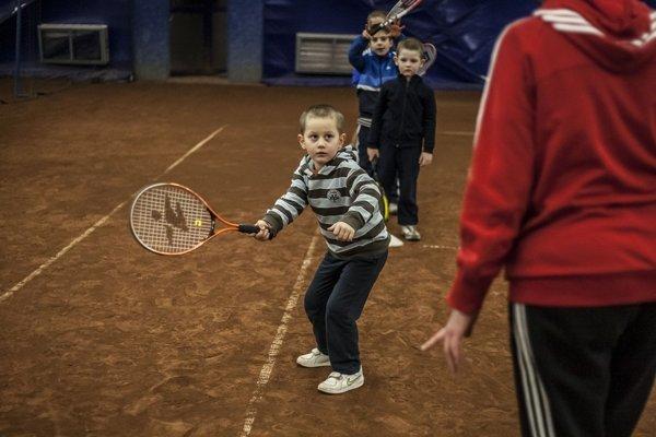 Slovenskému systému sa čoraz menej darí vychovávať špičkových športovcov. Viac pre nich musia obvykle spraviť rodičia.