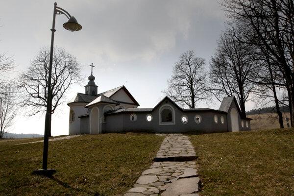 Kalvária na Urpíne patrí k najkrajším miestam Banskej Bystrice.