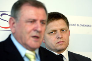 Nielen Andrej Kiska. S financovaním mali problém aj Robert Fico a Vladimír Mečiar.