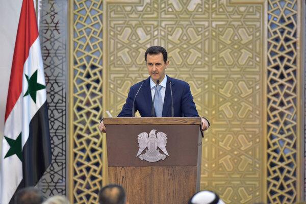 Kde skončí Bašar Asad po konci vojny?