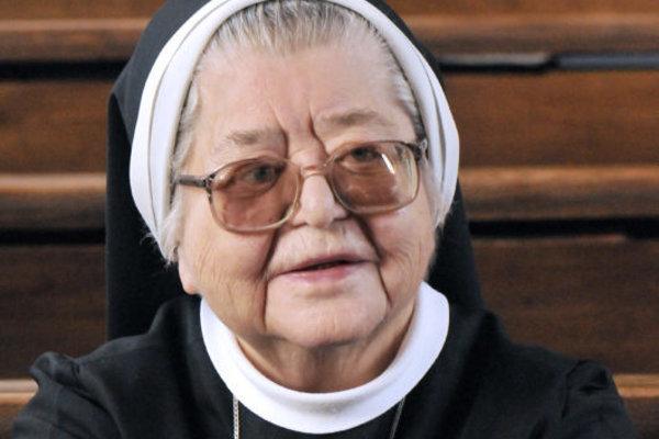 Rehoľná sestra Nikolaja Oľga Mydlíková, OSBM.