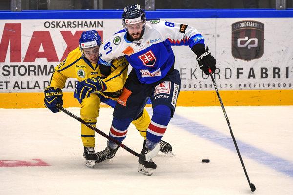 Patrik Svitana pôjde na svoje prvé hokejové MS.