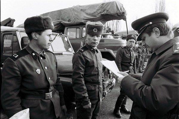 5. marec  1990 – prvá kolóna sovietskej vojenskej techniky odchádza z nášho územia.