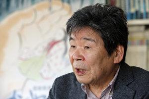 Isao Takahata v roku 1985 založil slávne štúdio animovanej tvorby Ghibli.