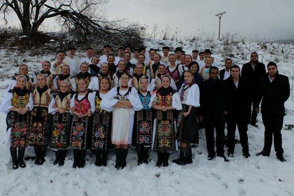 Jubilujúci folkloristi z Telgártu sa predstavia v Banskej Bystrici aj Telgárte