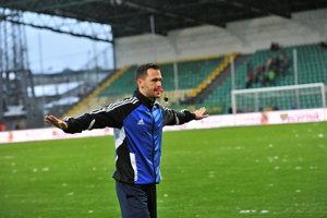 Najuznávanejší slovenský futbalový rozhodca Ivan Kružliak.