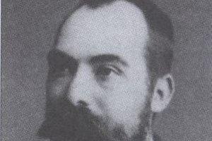 Košický zlatník Karol Hanser.